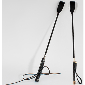 Image 1 - 60cm Sex Spanking PU Leather Whip With Sword Handle Lash Fetish Flogger Horse Whip Adult Sex Products Sex Toys For Couples/Women
