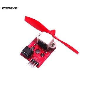Image 2 - 10 pièces/lot L9110 Module de ventilateur pour Arduino Robot conception et contrôle de développement