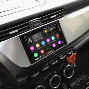 "Image 4 - JOYING Android 8.1 2 din 자동차 라디오 플레이어 1GB RAM 16GB RAM 7 ""헤드 유닛 지원 후면보기 카메라/SWC/미러 링크 GPS 네비게이션"