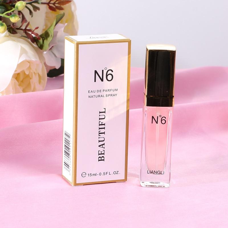 Beautiful Girl N6 Body Perfume Women's Men's Universal Eau De Toilette 15ml Permanent Eau De Toilette