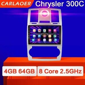 Image 1 - 2 din Car Radio 2Din Android Autoradio Multimedia Player Auto audio for Chrysler Aspen 300C 2004 2005 2006 2007 2008 GPS wifi 4G