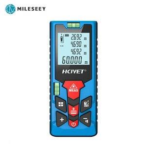 Image 2 - Mileseeyレーザー距離計距離計trenaレーザーテープ範囲ファインダー構築測定装置定規テストツール