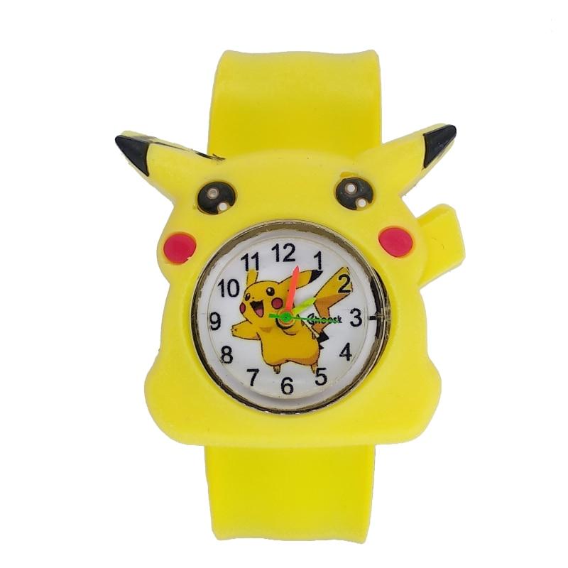 Good Quality Cartoon Baby Watch Children Kids Watches Child Silicone Wristwatch For Boys Girls Baby Christmas Gift Kid Clock