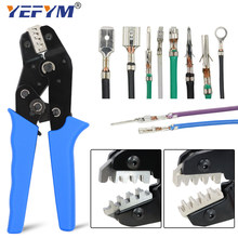 SN-48BS/2549 crimping pliers for tab 2.8 4.8 6.3 XH2.54 SM2.5 DuPont2.54 terminals Car connector wire electrician tools set