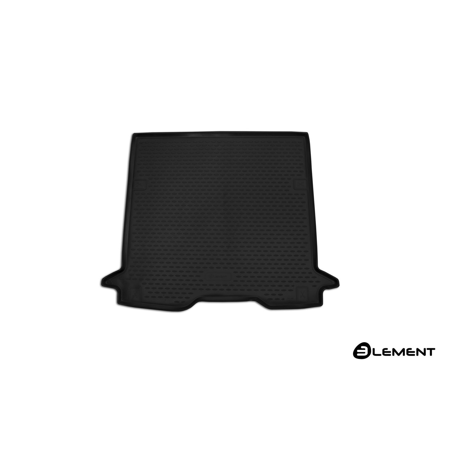 Trunk Mat For RENAULT Dokker, 2018, 1 PCs ELEMENT4153B14