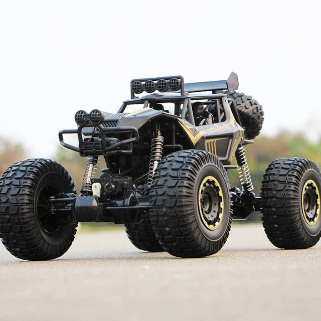 1:8 50cm RC Car 2.4G Radio Control 4WD Off-road Electric Vehicle Monster Buggy Remote Control Car Gift Toys For Children Boys 5