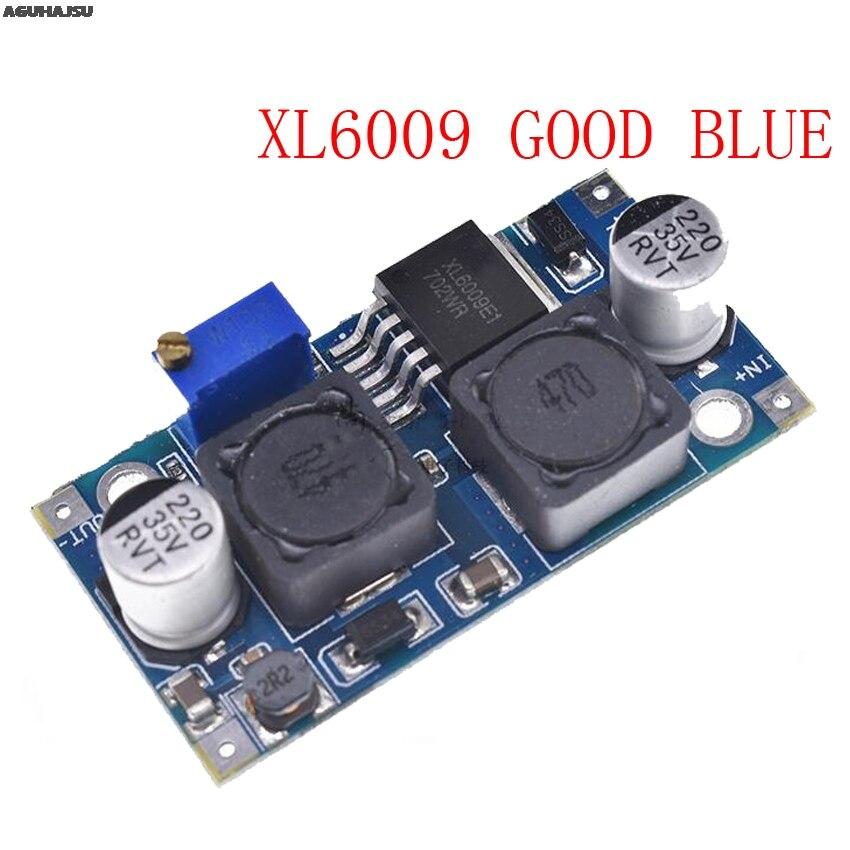XL6009 Boost-Converter Step Up Einstellbare 15W 5-32V zu 5-50V DC-DC Netzteil modul Hohe Leistung Low Ripple
