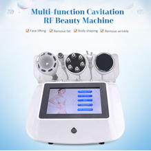 New Slimming System Cellulite Reduction Fat Loss 40K Cavitation RF Slimming Beauty Machine onsite volume reduction system