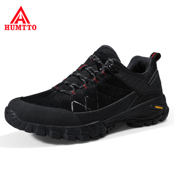 New Brand Ourdoor Sneakers Men Winter Fashion Leather Mens Shoes Luxury Designer Lace-up Man Breathable Work Safety Casual Shoes mycolen luxury designer men shoes brand spring autumn new mens black casual shoes lace up personality fashion men shoes