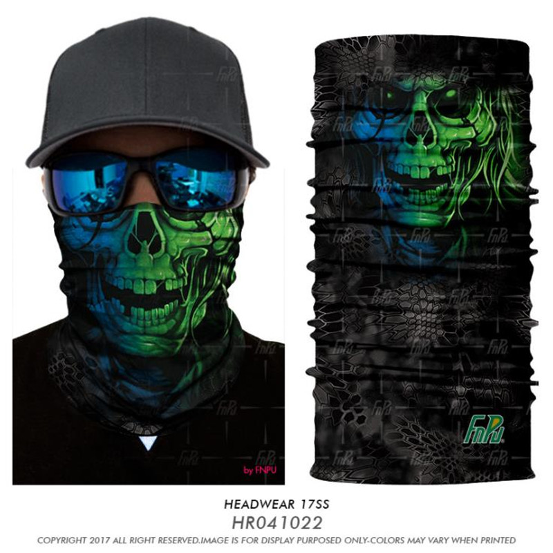 Headbands Snake Headwear Bandana Sweatband Gaiter Head Wrap Mask Neck Outdoor Scarf