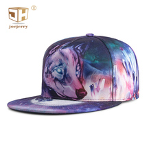 joejerry 3D Print Baseball Cap Men Women Hip Hop 2019 Animal Trucker Hats 5 Panel Hat