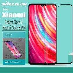 Nillkin dla xiaomi Redmi Note 8T 8 7 Pro 7s ochronne szkło hartowane na ekran 2.5D pełne pokrycie szkło ochronne na Redmi 8A 7A 7