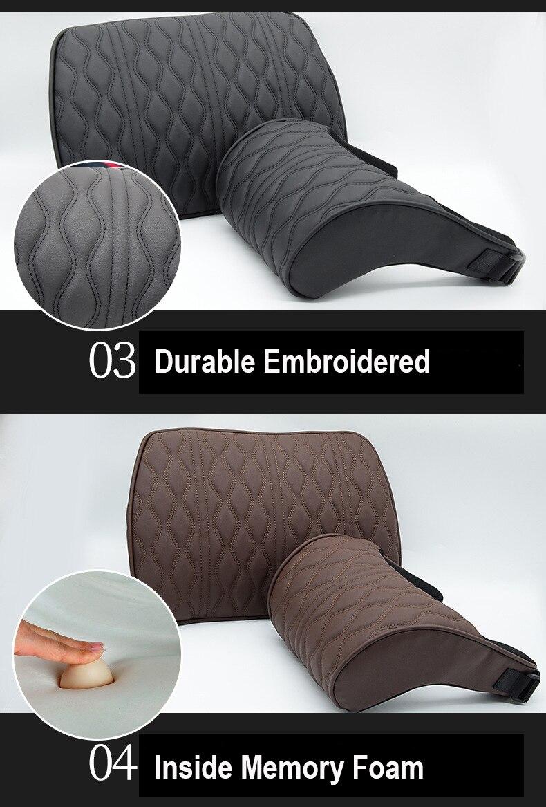 car pillow set 7
