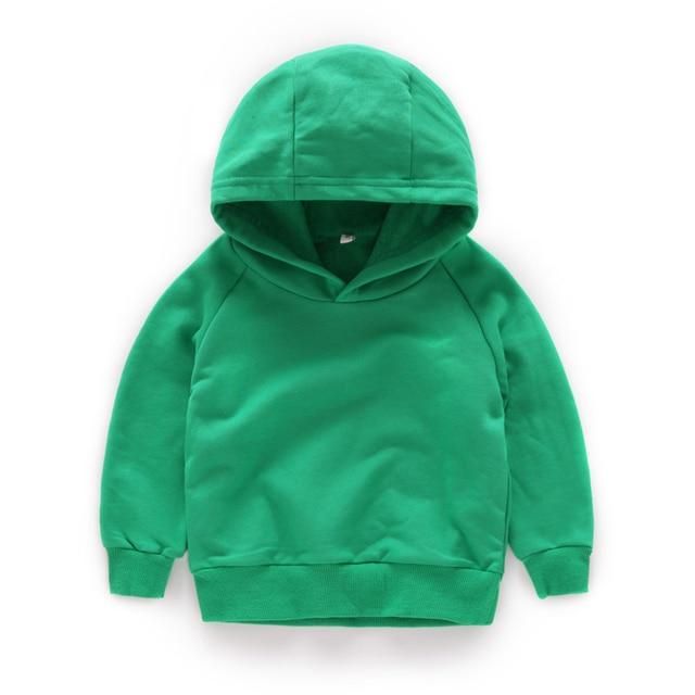 Kids Hoodies for Girls Children's Sweatshirt Child  Sportswear 3