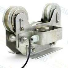 Rope Tensiometer Rope Tension stainless steel crane Load cell sensor for terex rt crane safety devices tension meter denso mechanical belt tensiometer btg 2 import tensiometer