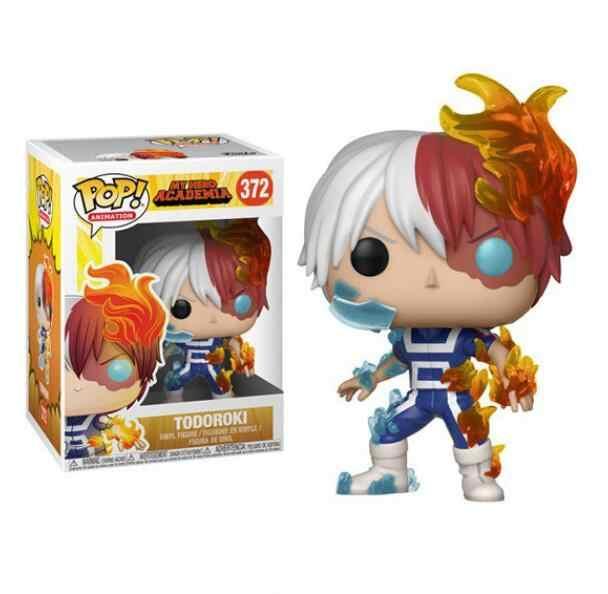 Funko pop anime meu herói academia personagem deku & katsuki & all might & todoroki tsuyu bonito figura de vinil coleção modelo brinquedos
