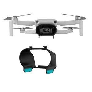 Image 4 - Легкая Антибликовая бленда объектива для DJI Mavic Mini Drone Gimbal Camera Защитная крышка быстросъемный объектив Защита от солнца