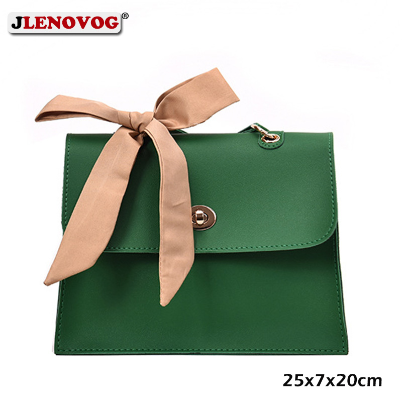 Fashion Designers Handbags Purse 2019 Women Luxury Brand Shoulder Bags PU Leather Crossbody Messenger Bags Green Black Satchels