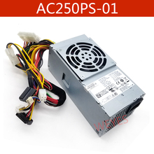 Server PSU Power-Supply ATX for 08MH6N H250ad-00/3-390dt/L250ps-01/..