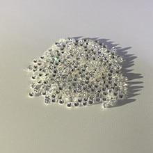 50 adet 1.10mm FG VVS çok İyi kesim gevşek elmas % 100% doğal elmas taş