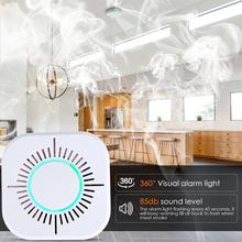 Smoke-Detector Fire-Sensor Fire-Protection Home-Security-System Independent House-Combination