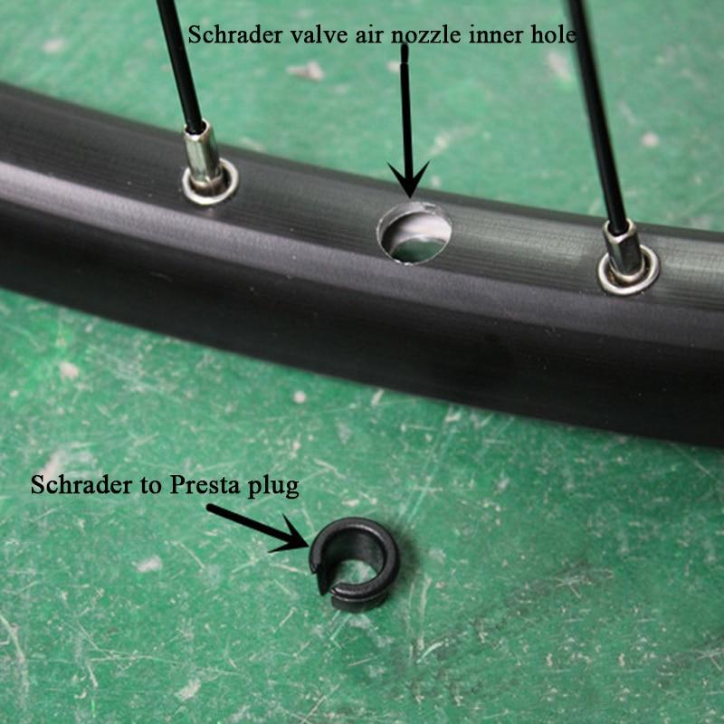 2pc Metal Bike Tube Valve Caps Aluminium Water Dust Air Cover Cap Bicycle Fixie