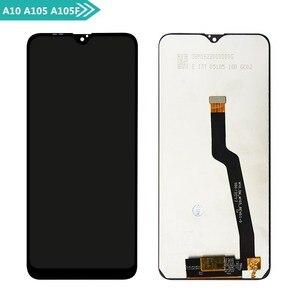 Image 2 - Dokunmatik LCD ekran ekran samsung için dijitalleştirici montajı Galaxy A10 A105/A20 A205/A30 A305/A40 A405/A50 A505/A60 /A70 A705/A80