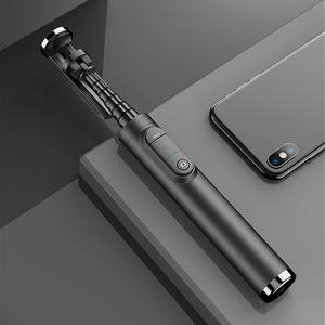 Tripod Selfie-Stick Remote-Stabilizer Huawei Xiaomi Bluetooth Portable iPhone 11 Alumium-Alloy