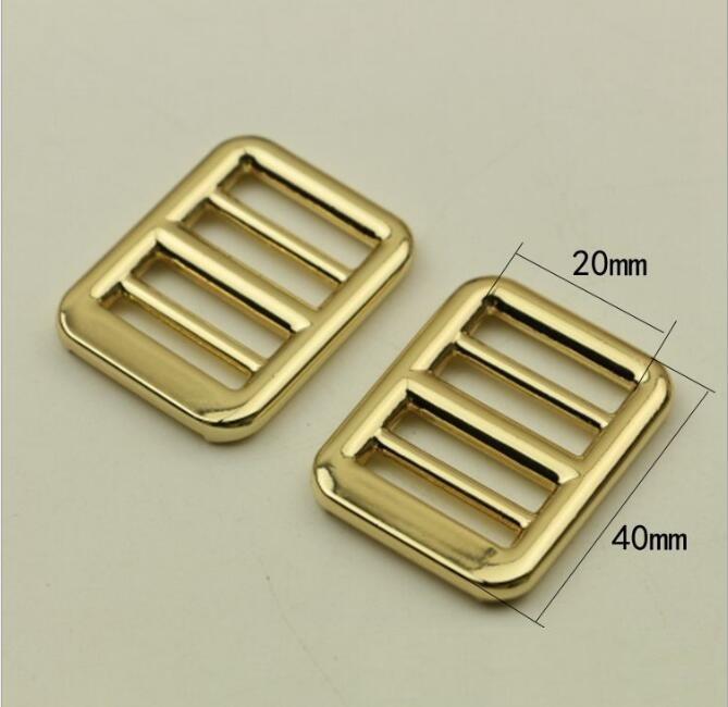 (10 Pcs/lot) Luggage Handbag Hardware Accessories Handbag Shoulder Strap Link Belt Buckle