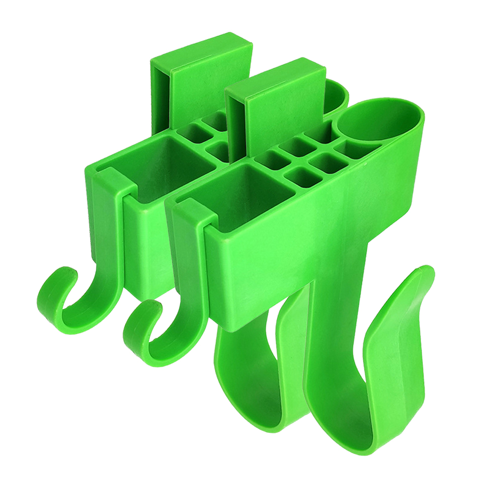 Professional Eletric Tools Bag Waist Pocket Hardware Tool Bag Electrician Tool Holder Belt Plastic Waist Tools Hook