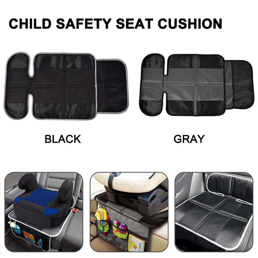 General Car Seat Covers Child Protector Pad PVC Cushion Anti Kick Slip Dirt