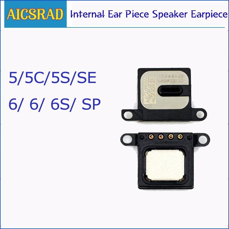 Internal Ear Piece Speaker Earpiece For IPhone 4S 5G 5S 5C 6G 6 Plus 6S Plus 7G 7 Plus 8G 8 Plus X Receiver Earphone