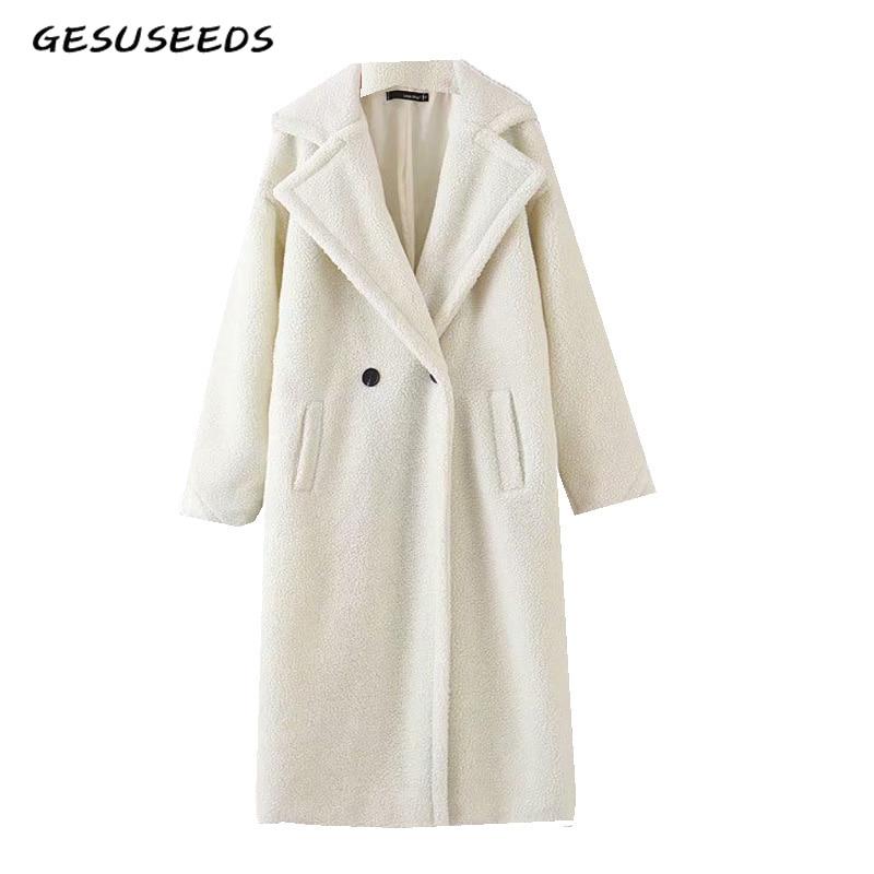 Teddy Coat Blue White Faux Fur Coat Long Fluffy Coat Pink Winter Teddy Bear Coat Women Shaggy Jacket Winter