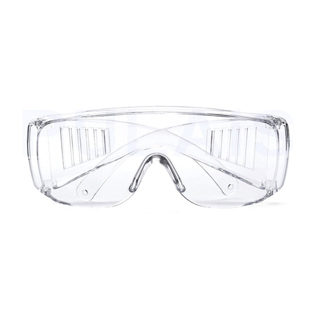 Clear Safety Goggles Workplace Eye Protection Wear Labour Working Protective Glasses Wind Dust Anti-fog Use Glasses
