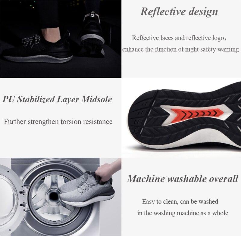Xiaomi tênis esportivos mijia 3a geração, sapatos