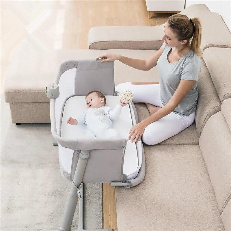 Meubles de lit de soin de bébé avec la cloche de lit