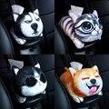 6 видов милых животных  автомобильная коробка для салфеток  бумажный органайзер для салфеток  авто аксессуары для интерьера для Audi A3 4 Chrysler ...