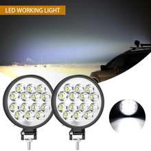 Светодиодный светильник бар 42w Мини светодиодный рабочий Точечный