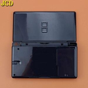 Image 4 - JCD 1 sztuk pełna gra Protect Cases obudowa pokrywa zestaw ze śrubokrętem dla Nintend DS Lite NDSL naprawa obudowa wymienna Case
