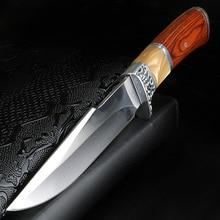 XUAN FENG уличный нож для охоты портативный тактический самообороны короткий нож высокая твердость saber Походный нож для выживания