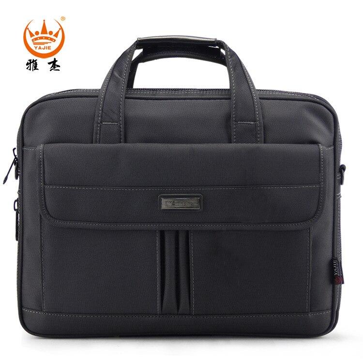 Men Laptop Messenger Bag Large Capacity Business Briefcase Oxford Water-proof Travel Bag Casual Shoulder Cross Body Bag Handbag