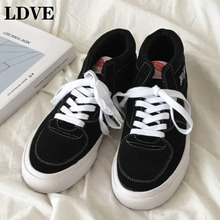 Women Shoes 2019 Casual Shoes Women Flats Canvas Shoes Fashion Women Sneakers Lace Up Ladies Shoes Classic Female Sneakers wetkiss new design cow leather women s sneakers fashion ladies flats lace up casual shoes female walkable footwear