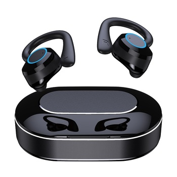 TWS Bluetooth Earphones Touch Control Wireless Headphones with Microphone Sports Waterproof Wireless Earbuds 9D Stereo Headsets 4
