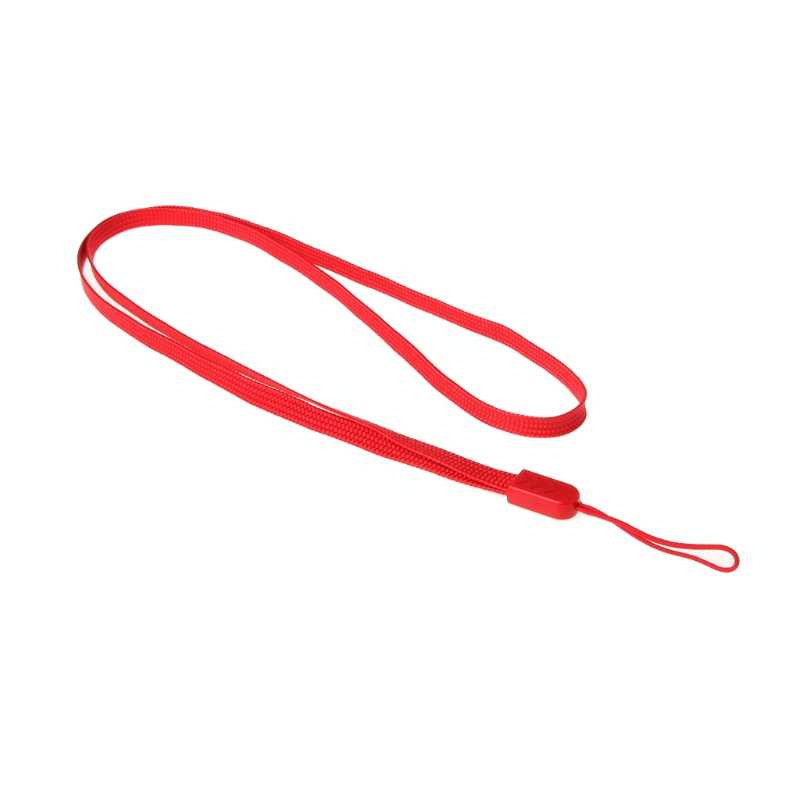44cm Long Neck Lanyard Strap Rope For Cell Phone USB Flash Drive Key ID Card Badge
