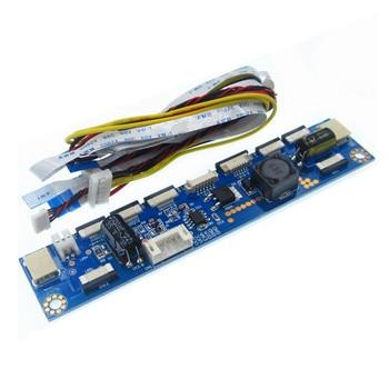 Inversor CA-188 multifunción para retroiluminación LED placa controladora CC placa controladora 12 conectores LED tira Tester estándar