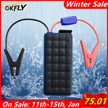 Car-Charger Power-Bank Starting-Device Jump-Starter GKFLY Waterproof 1000A Portable 28000mah-Car