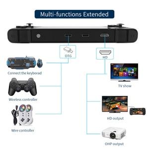 Image 3 - KinHank GP430 ريترو لعبة فيديو وحدة التحكم 4.3 بوصة IPS شاشة التوت Pi CM3 يده لعبة لاعب ل PS1/NDS/PSP مع 15000 ألعاب