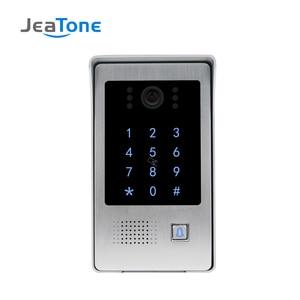 Image 5 - 720 720p の wifi ip ビデオドア電話ビデオインターホン 7 タッチスクリーン無料アプリリモートロック解除コードキーパッド rfic カードアクセス制御システム