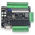 DC24V FX1N FX2N FX3U-24MT PLC промышленная плата управления 6AD 2DA 14 вход 10 транзисторный выход RS485 RTC связь с оболочкой