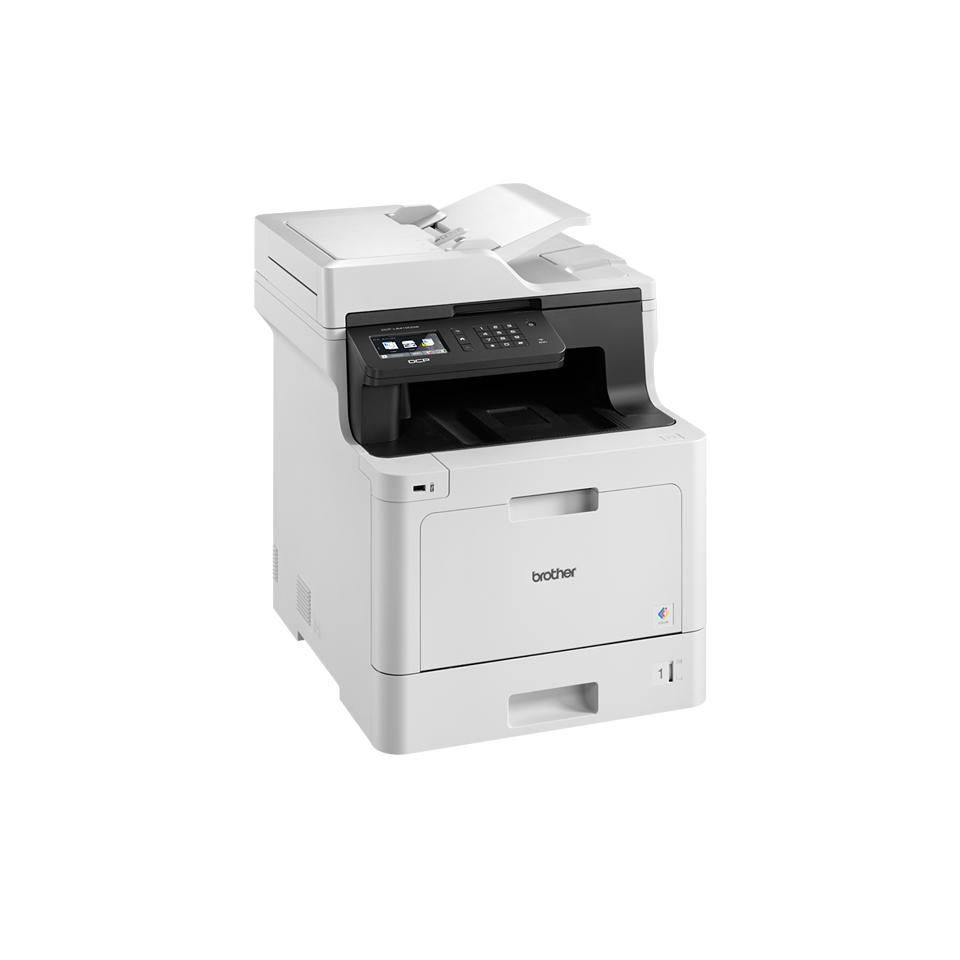 Multifunction Printer Brother DCPL8410CDWYY1 31 Ppm 256 Mb Dual USB/WIFI+LP Colour
